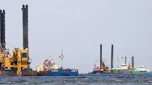 """Gegenwind für """"Nord Stream 2"""": Trump plant Sanktionen gegen Gas-Pipeline"""
