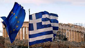 Nach acht Jahren Euro-Rettungsschirm: Griechenland muss auf eigenen Beinen stehen