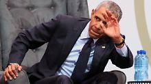 Fünf Bücher in einem Sommer: Barack Obama verrät seine Leseliste