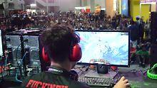 E-Sport-Szene wächst rasant: Wenn Profis um Millionen zocken