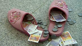 Bequeme Geldanlage: So funktioniert das Pantoffel-Portfolio
