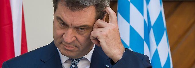 SPD trickst CSU aus: Söder blamiert sich mit Wahlkampagne