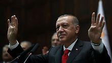 Krise mit Ansage: Der Markt setzt Erdogan zu