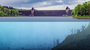 Sauerstoffmangel in deutschen Gewässern: Ein See wird künstlich beatmet