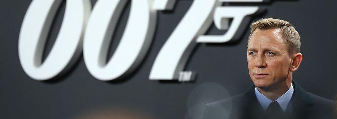 """""""Wegen kreativer Differenzen"""": Daniel Craig sucht neuen 007-Regisseur"""