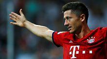 """""""Null Kredit"""" im Verein gespürt: Lewandowski teilt gegen Bayern-Bosse aus"""