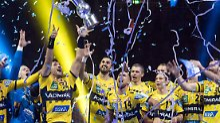 Hattrick im Supercup: Löwen revanchieren sich bei Nord-Rivalen