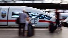 Für Wachstum und Auslastung: Bahntickets werden ab Dezember teurer
