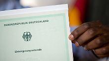 Bestehen Sie den Einbürgerungstest?: Bestehen Sie den Einbürgerungstest?