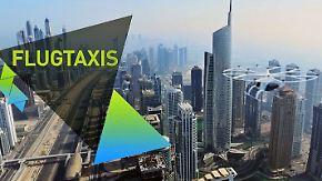 Startup News, die komplette 89. Folge: Wie realistisch ist die Vision vom fliegenden Taxi?