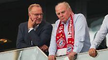 """Reaktionen zur Bayern-Schelte: """"Tic Tac Toe und Trap wären stolz"""""""