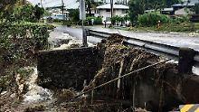 """Wir sind einer Kugel entkommen"": Hawaii entgeht knapp Hurrikan-Katastrophe"
