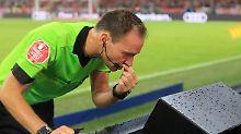 Rummenigge fordert Video-Profis: DFB verteidigt umstrittenen Bayern-Elfer