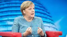 Anspruch auf soziales Jahr?: Merkel gegen Comeback der Wehrpflicht
