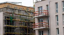 Es regt sich Widerstand: Lücken-Bauten gegen Mietsteigerungen