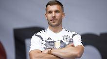 """""""Kartoffeln"""" gegen """"Kanaken"""": Podolski dementiert Risse im DFB-Team"""
