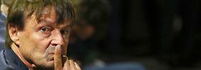 Rücktritt wegen Lobbyismus: Umweltminister bringt Macron in Bedrängnis