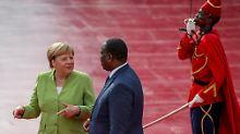 Merkel besucht den Senegal: Das Thema Migration ist schon da