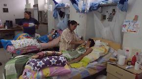 Ärzte und Pfleger kapitulieren: In Venezuelas Krankenhäusern grassiert das Elend