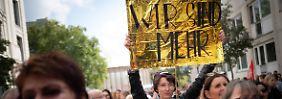 Proteste in Chemnitz geplant: Rechte treffen auf große Gegenbewegung