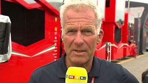 """Danner zur Formel 1 in Italien: """"Überschlag von Ericsson war Schrecksekunde für alle"""""""