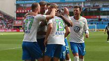 1899 dreht auf - Plea knipst: Wolfsburg schockt Bayer, Werder feiert spät