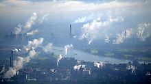 Mehr Geld für Klimafonds: Bund verdient Milliarden mit CO2-Auktionen