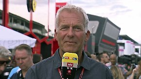 """Danner zu Vettels Italien-Debakel: """"Ferrari hat nach wie vor das schnellere Auto"""""""