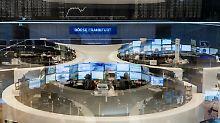 Der Börsen-Tag: Dax durchbricht wichtige Haltelinie