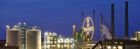 Express Stepdown-Zertifikat: Bayer mit 3,5% Zinsen und 50% Schutz