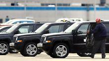 Andere Hersteller verkaufen mehr: Deutsche Autobauer schwächeln in den USA