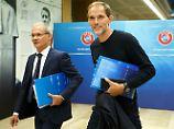 Thomas Tuchel war der einzige Deutsche beim Uefa-Trainerforum.