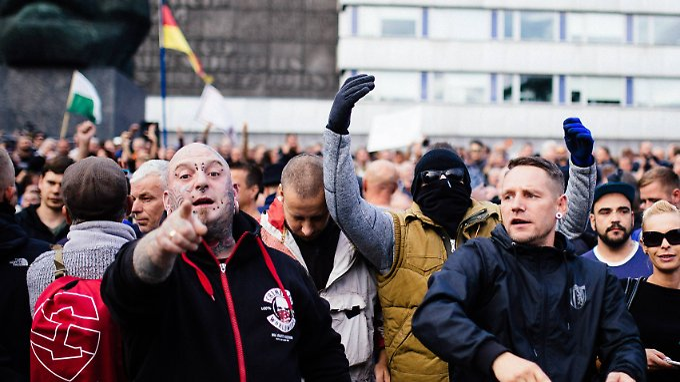 """Kretschmer: """"Es gab keinen Mob"""": Seehofer äußert Verständnis für Demonstranten in Chemnitz"""