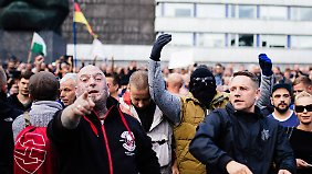 """Kretschmer: """"Es gab keinen Mob, keine Hetzjagd"""": Seehofer äußert Verständnis für Demonstranten in Chemnitz"""