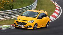 Mit dem GSi läutet Opel den Abschied vom Corsa E ein der seit 2014 gebaut wird.