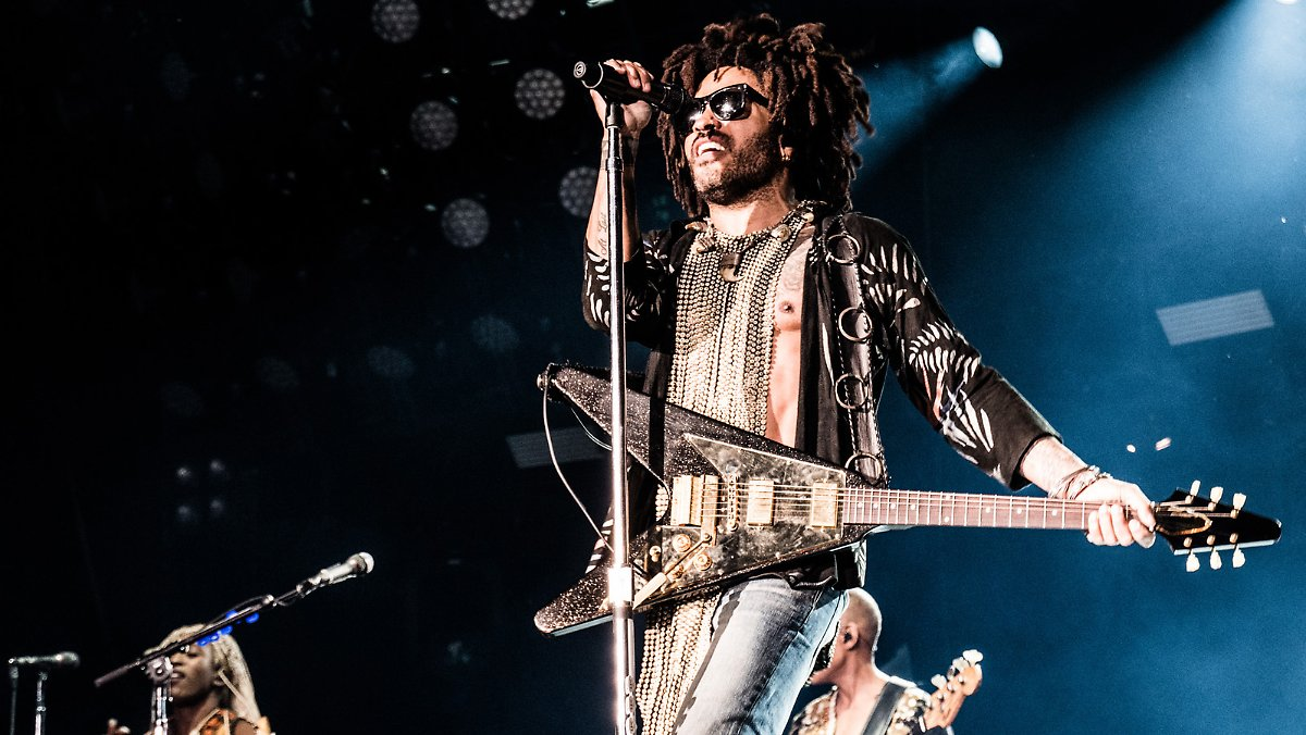 Lenny Kravitz schnürt All-in-One-Paket