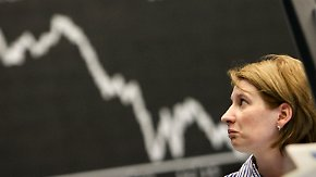 """""""Kann durchaus zum Einbruch kommen"""": Börsianer blicken mit Sorge auf schwächelnden Dax"""