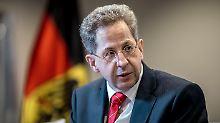 Chemnitz-Video doch kein Fake: Dresdner Staatsanwalt widerspricht Maaßen