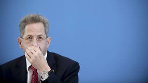 Opposition fordert Rücktritt: Chemnitz-Äußerungen setzen Maaßen unter Druck