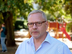 """""""Es wurde gehetzt"""": Köthens Oberbürgermeister Bernd Hauschild ist erschrocken über Gewaltaufrufe in seiner Stadt."""