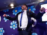 Rechte halten Sieger in Schach: Ringen um die Macht in Schweden beginnt