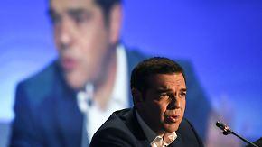 Ende des Euro-Rettungsschirms: Griechische Regierung plant Steuerentlastungen