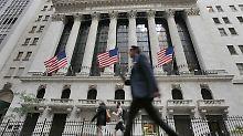 Apple unter Druck: Wall Street tritt auf der Stelle