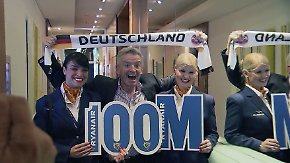 Urlaubern droht Stress: Ryanair-Angestellte streiken in Deutschland