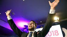 Wahlhelfer machen Fehler: Schwedendemokraten gewinnen dazu