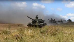 Größte Streitmacht seit Kaltem Krieg: Putin mobilisiert 300.000 Soldaten für Militärübung