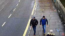 Die Regierung in Moskau will die zwei von Großbritannien im Skripal-Fall gesuchten Russen ausfindig gemacht haben.