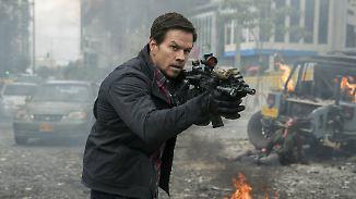 """Actionspektakel """"Mile 22"""" im Kino: Mark Wahlberg entscheidet über Leben und Tod"""