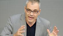 Fachkundig und streitbar: Gerhard Schick.