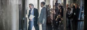 2900 neue Verfassungsschützer: Maaßen will Mitarbeiterzahl verdoppeln